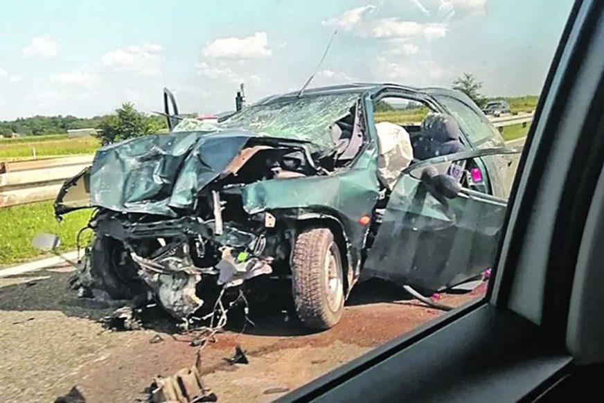 Djevojčica PREMINULA SEDAM DANA NAKON saobraćajne nesreće u kojoj joj je STRADAO BRAT