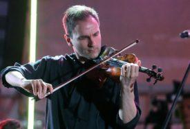 STEFAN MILENKOVIĆ U SRBIJI POSLIJE 30 GODINA Proslavljeni violinista nastavlja karijeru u Novom Sadu