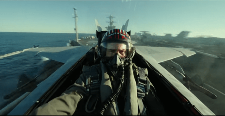 "VIDEO: Konačno predstavljen trailer za ""Top Gun: Maverick"""