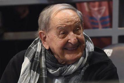Glumac priključen na respirator: Vlasta Velisavljević (94) i dalje u teškom stanju