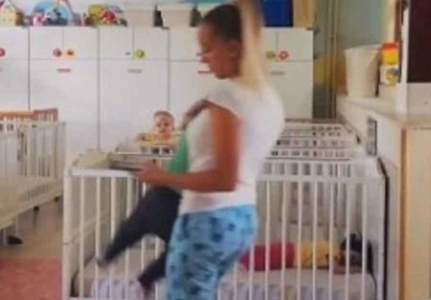 """""""DOGAĐAJ BEZ PRESEDANA"""" Zbog bahatog ponašanja prema dječici SUSPENDOVANA medicinska sestra"""