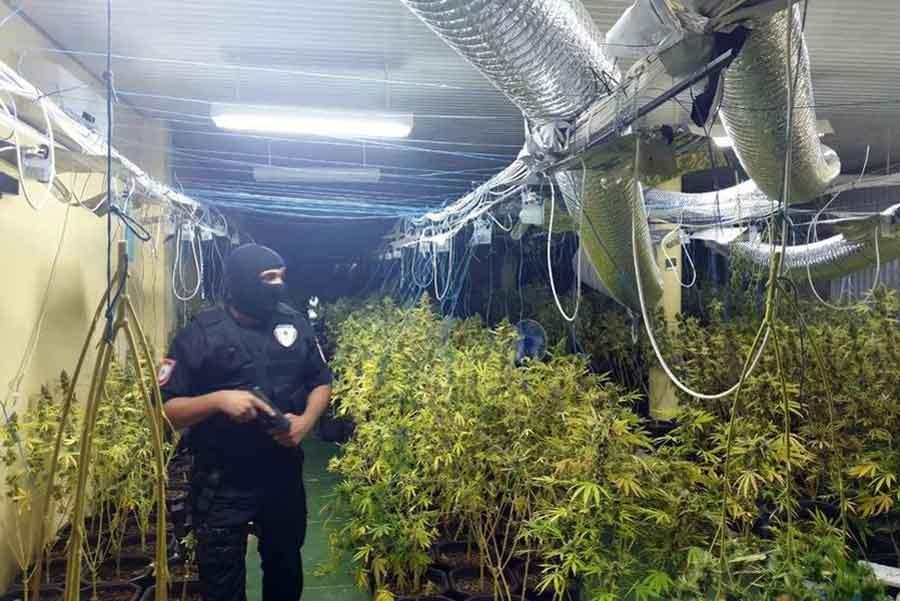 AKCIJA 'UNIKAT': U Banjaluci otkrivene dvije laboratorije za proizvodnju droge, uhapšena četiri lica
