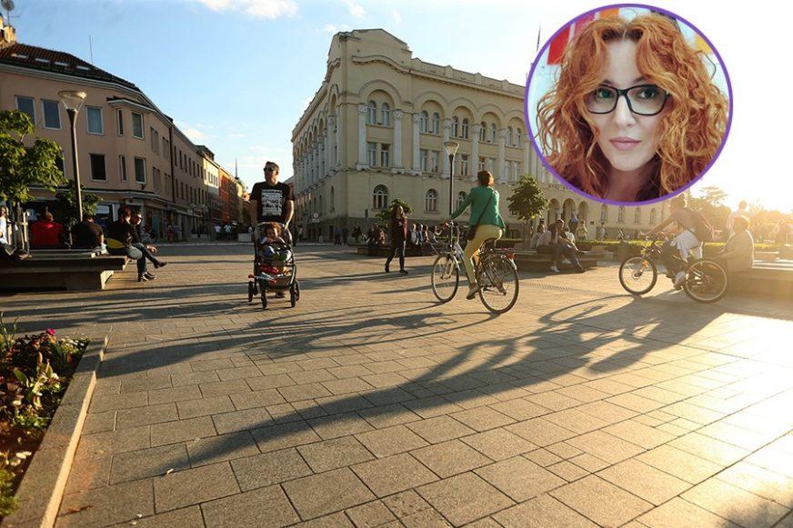 MOJA BANJALUKA Jasmina Moravac: Zaboravili smo na ljubaznost
