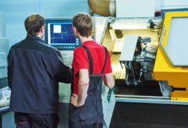 Fakultet plus kurs DOBITNA KOMBINACIJA: Obuka za rad na CNC mašinama sve traženija
