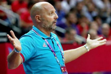 Đorđević: Španija najteži rival do sada, imaju igrače koji rade fantastičan defanzivni posao