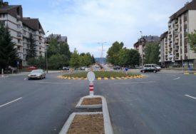 GRAD SE MODERNIZUJE Banjaluka dobila još jedna kružni tok, ovaj put u Obilićevu