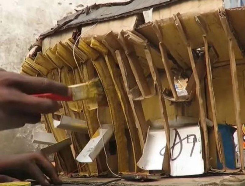 NESVAKIDAŠNJI HOBI Tinejdžer iz Konga pravi makete poznatih stadiona (VIDEO)