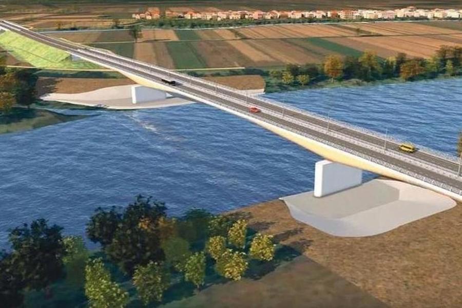 GRANIČNI PRELAZ DNEVNO PREĐE PREKO 16.000 OSOBA! Novi most na Savi rasteretit će život u Bosanskoj Gradiški