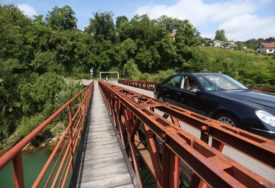TROŠKOVI GRADNJE VEĆI ZA 600.000 KM Uskoro tender za novi most preko Vrbasa