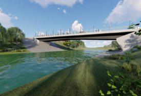 IDEJNO RJEŠENJE Predstavljen projekat novog mosta u Toplicama (VIDEO)