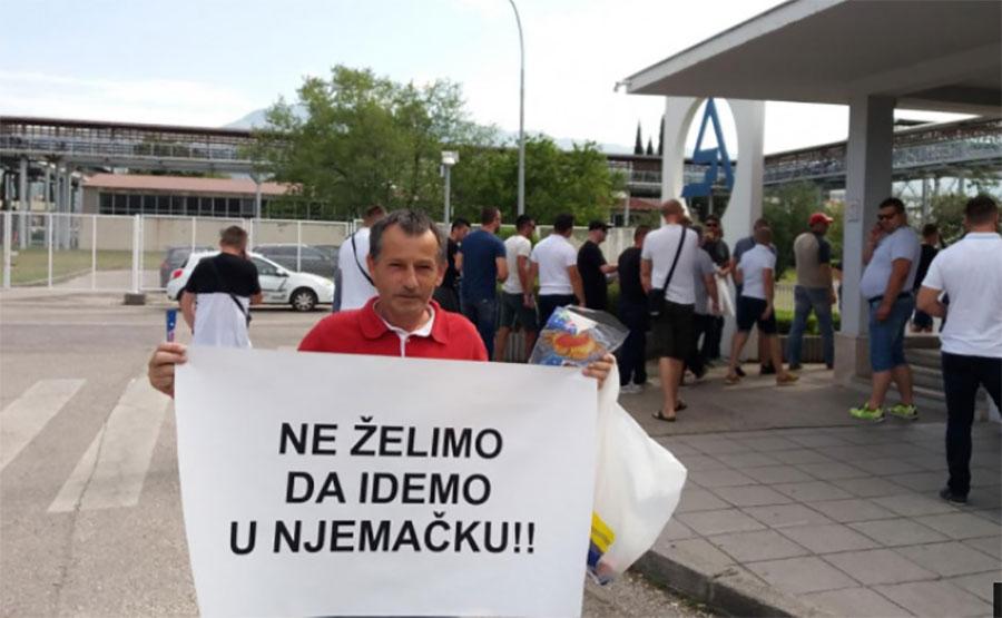 """NADA ZA BIVŠEG GIGANTA Mostarski """"Aluminij"""" dobio još šest mjeseci da nađe RJEŠENJE"""