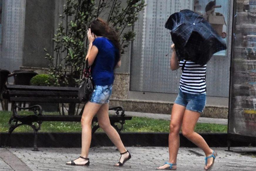 NE TAKO VRUĆE U BiH danas promjenljivo vrijeme, biće SUNCA, ali i PLJUSKOVA