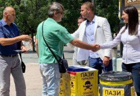 Stanivuković: Od sutra potpisivanje peticije na Trgu Krajine