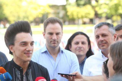 SPEKTAKL KLASIČNE MUZIKE Milenković i Trkulja rame uz rame sa Banjalučkom filhamonijom (FOTO)