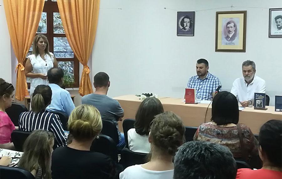 Tepavčević: Roman ima priču o sirovom i surovom saznanju identiteta