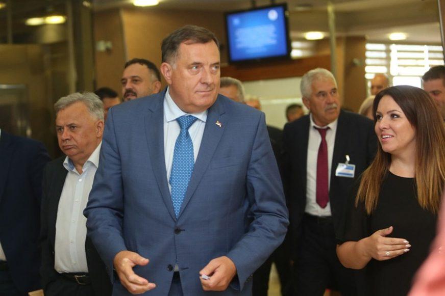 REAKCIJA NA DEKLARACIJU SDA Dodik: Poruka da nismo dobrodošli u BiH i u toj BiH ni mi nećemo da budemo