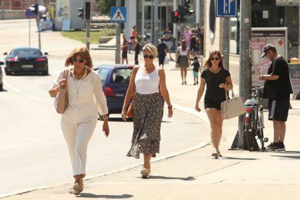 NAKON VRELOG DANA ČEKA NAS OSVJEŽENJE Sutra u BiH veoma toplo, uveče naoblačenje