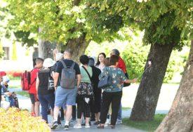 NEPOVOLJNA EPIDEMIOLOŠKA SITUACIJA U Podgorici 63 odsto turista manje, otkazane manifestacije