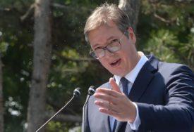 Vučić: Ponižavanje Srbije nikada neću dozvoliti