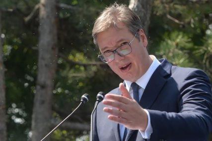 Vučić: Nije sve do nas, pa ni to sa Prištinom