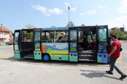 """STARTA """"BANJ BUS"""" Za Dan grada prevoz će biti besplatan"""