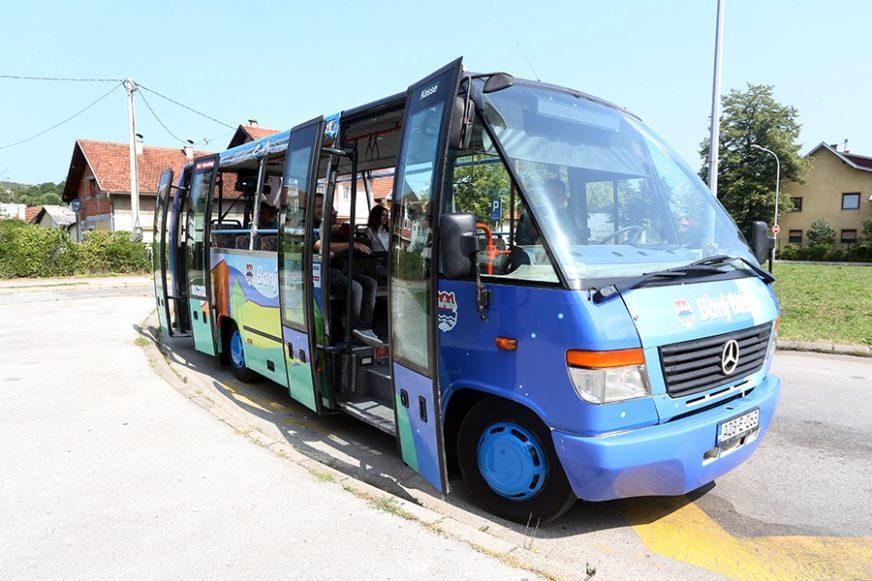 Vozi od devet do 19 časova: Panoramski bus na raspolaganju i u oktobru