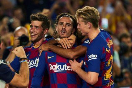 Prva pobjeda Barselone bez Mesija i Suareza