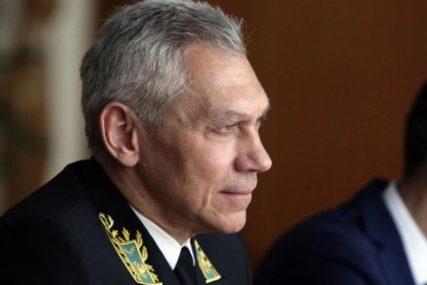 POMOĆ S NEBA Bocan-Harčenko: Iljušin počeo da gasi požar na Staroj planini