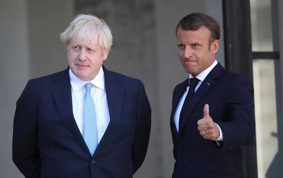 BRITANSKI PREMIJER U PARIZU! Macron poručio Johnsonu: Spremamo se za svaki scenarij Brexita