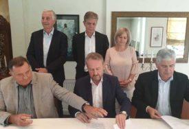 SEDAM KORAKA Centar za bezbjednosne studije ima rješenje za političku krizu u BiH