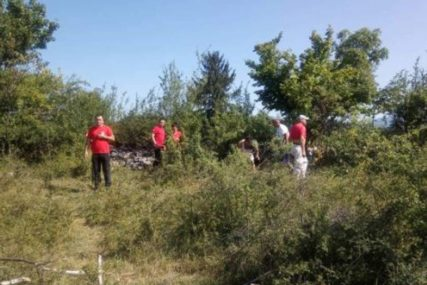 POTRAGA ZA SARAJKOM Gorska služba spasavanja traga za nestalom ženom (FOTO)