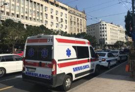 """DRAMA U BEOGRADU Policija i Hitna pomoć ispred """"Moskve"""", PREMINUO gost hotela"""
