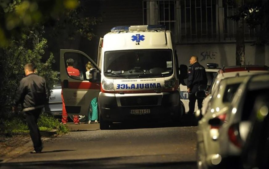 PUCNJAVA Teško ranjen muškarac, prevezen u Urgentni centar