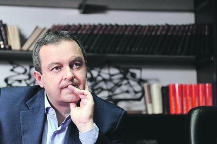 """""""MANEVARSKE IGRE"""" Dačić istakao da Priština nije ravnopravna sa Beogradom"""