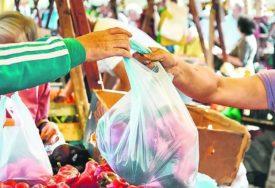 SVIJEST GRAĐANA NA NISKOM NIVOU U BiH se godišnje potroši više od milijardu plastičnih vrećica