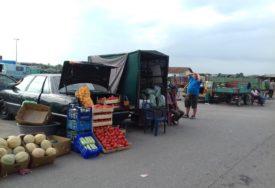 CIJENE OTIŠLE U NEBO Sembersko povrće i voće nikad skuplje, pazari sve tanji