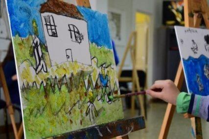 UDAS: Od septembra škola crtanja i slikanja