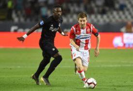 MILOJEVIĆU OTIMAJU MARINA Još dva kluba žele bivšeg kapitena Crvene zvezde