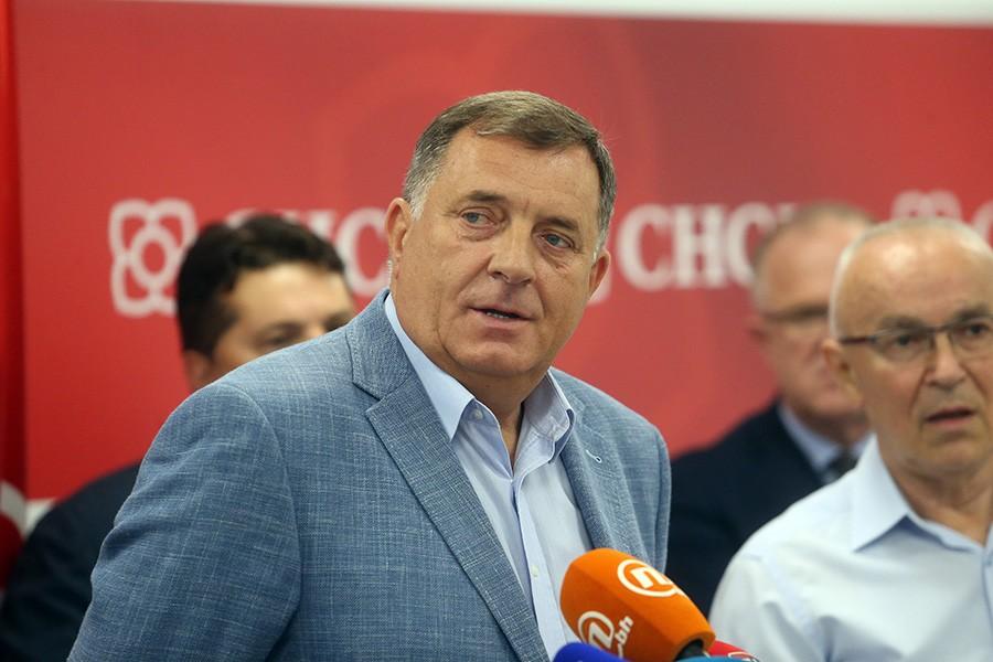 Dodik: Lažne tvrdnje SDA o godišnjem nacionalnom planu | Srpska Info
