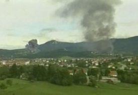 BACILI 10.000 TONA EKSPLOZIVA Na današnji dan počelo NATO bombardovanje Republike Srpske