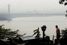 DRAMA U NJUJORKU Najprometniji most na svijetu zatvoren zbog DOJAVE O BOMBI