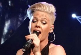 """BOLEST JE OZBILJNA I STVARNA"" Pjevačica Pink objavila da se izliječila od korona virusa"