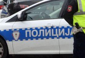 VOZIO PIJAN Uhapšen vozač sa 3,18 promila alkohola u organizmu