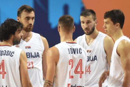 """SRBIJA U PRVOM ŠEŠIRU """"Orlovi"""" čekaju protivnike za Evropsko prvenstvo"""