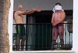 SRPSKI KOLJAČ IZ ŠPANIJE Izašao iz zatvora, pa ponovo uhapšen jer je PRETUKAO KONOBARICU