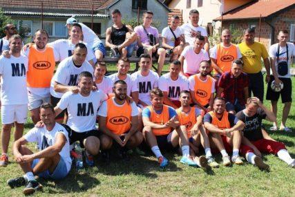 Memorijalni turnir u Gradiški: Petica za solidarnost na sportskom terenu