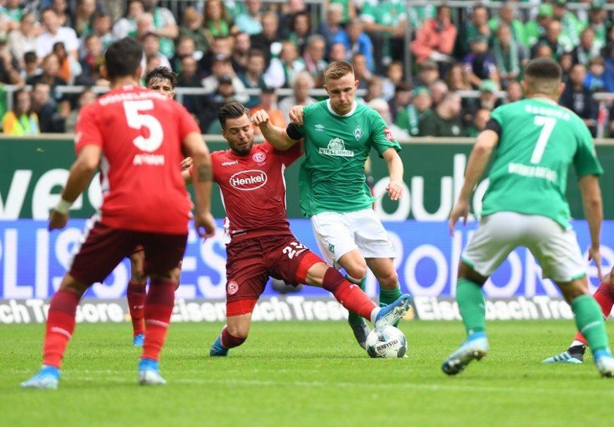 Verder Bremen NOVI REKORDER po broju nastupa u šampionatu Njemačke