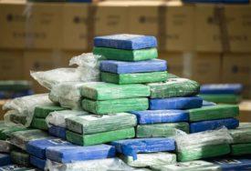 VELIKA AKCIJA U GRČKOJ Zaplijenjeno više od tone kokaina, uhapšeno osam osoba