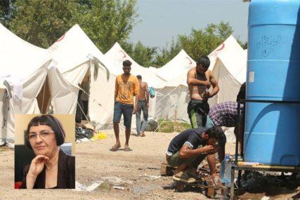 Migranti u Medenom Polju
