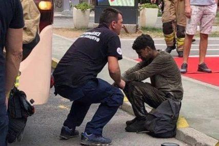 POLICIJSKA AKCIJA NA SUZBIJANJU KRIJUMČARENJA LJUDI Migrante krili u iznajmljenom stanu i gepeku